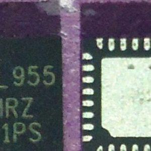 5pcs-ISL95520HRZ-ISL95520-95520-SMBus-Interface-Hybrid-Power-Boost-and-Narrow-font-b-VDC-b-font